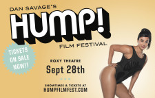 DAN SAVAGE'S HUMP! FILM FESTIVAL