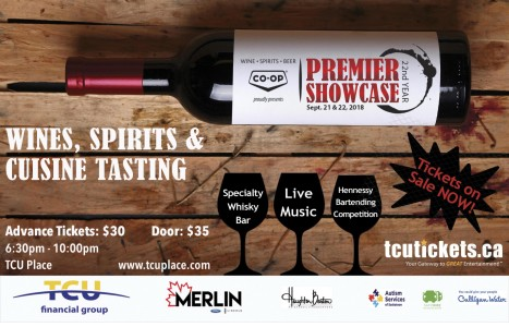Wines, Spirits & Cuisine Tasting