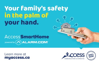 Your family's safety in the palm of your hand