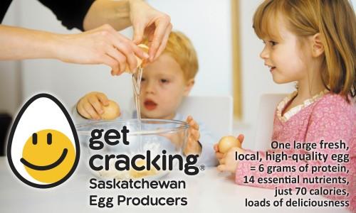 Get Cracking Saskatchewan Egg Producers